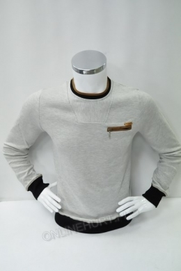 Sweter Męski 3207  Overnexs Prod. Turecki (M-2XL)